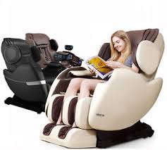 Massage Armchair Recliner Electric Full Body Shiatsu Massage Chair Recliner Zero Gravity