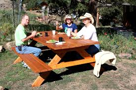 Rubbermaid Patio Table by Furniture Picnic Table Benches Picnic Tables Lowes Patio