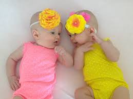 how to make baby flower headbands no bow no go series diy pom pom headband s me time