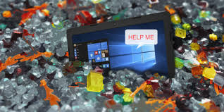 Clutter The One Reason To Reset Or Refresh Windows 10 Clutter