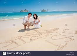 lanikai beach stock photos u0026 lanikai beach stock images alamy