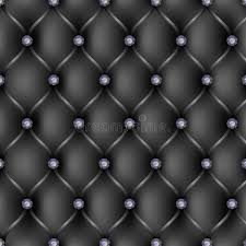 Black Upholstery Leather Black Leather Upholstery Pattern Background Stock Images Image