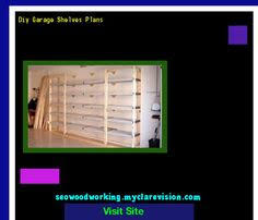 garage shelf plans wood 093419 woodworking plans and projects