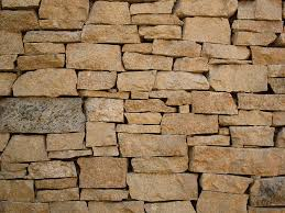 brown wall stone free stock photo