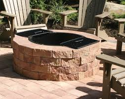 Firepit Kit Firepit Kit Traditional Patio New York By Nicolock Paving