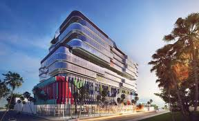 new home sources cre sources new office building planned north of downtown miami