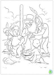 58 peter pan images peter pan coloring pages