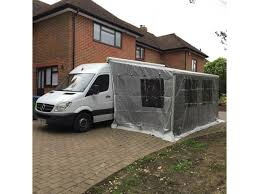 Motorhome Awnings For Sale Sprinter Race Motorhome With Awning And Garage Sussex Karts For