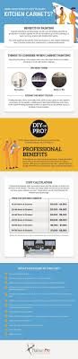 how much does it cost to paint kitchen cabinets professionally infographic how much does it cost to paint kitchen