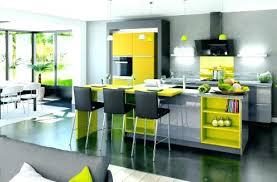 modele de cuisine avec ilot modale de cuisine equipee modeles de cuisine avec ilot central