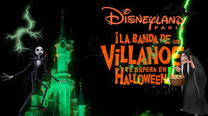 disneyland paris halloween 2016 youtube