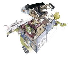sitcom house floor plans floor plan charlie harpers house homes zone