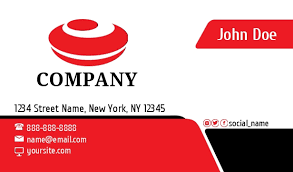 Catering Calling Card Design Design Business Cards Online Free Templates