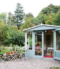 Garden Summer Houses Scotland - scotland country cottage accommodation bay tree cottage dunkeld