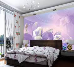 3d wallpaper for bedroom 3d blue flower bedroom background wall papers 3d wallpaper for