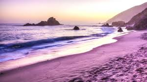 these gorgeous purple sand beaches are canada u0027s best kept secrets