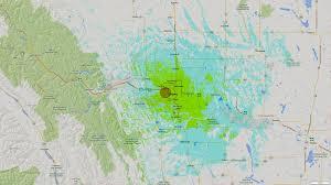Calgary Map Calgary Cfcn Tower Alberta 145 29 Va6ctv Repeater