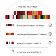 thin ribbon thin ribbons and official thin ribbon racks usamm