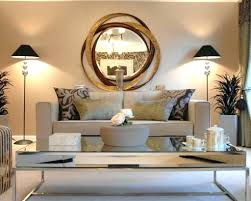mirrors mirror wall decor ideas for living room silver wall