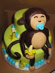 monkey baby shower ideas baby shower cake monkey liviroom decors make your monkey baby