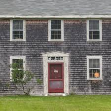 the saltbox style home was created to avoid a british tax law