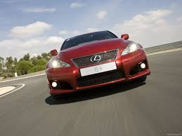 red lexus 2008 lexus is f eu 2008 pictures information u0026 specs
