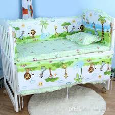 Crib Beddings Sets Sale Baby Cot Bedding Set Newborn Toddler Crib Bumper