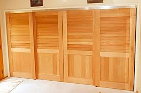 Custom Louvered Closet Doors Sliding Closet Doors