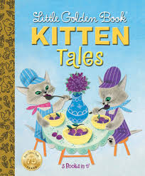 golden book kitten tales by margaret wise brown