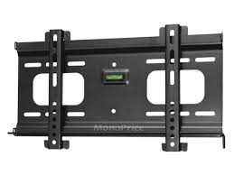 tv flexible wall mount ultra slim fixed wall mount bracket for 32 55in tvs up to 165 lbs