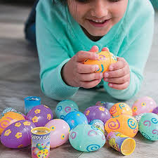 easter eggs filled with toys 2017 easter party supplies ideas for easter