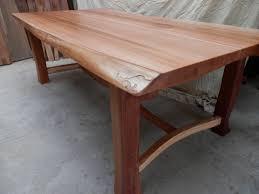 Sustainable Dining Table Cedar Dining Table Cedar Sustainable Woodwork
