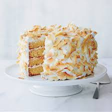 four layer coconut cake recipe