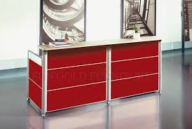 Tufted Salon Reception Desk Simple Modern Office Reception Desk Counter Tufted Reception Desk
