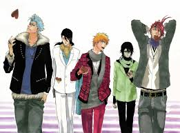 Bleach Spirits From Within Now Bleach Tite Kubo Zerochan Anime Image Board