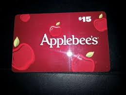 applebee gift card free 15 applebee s gift card gift cards listia auctions
