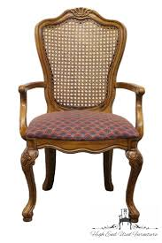 thomasville cane back dining room chairs thomasville camille