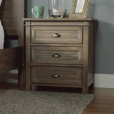 nightstands grey dresser with mirror distressed white nightstand