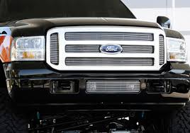ford truck grilles t rex ford f series horizontal billet grille autotrucktoys com