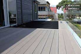 how to build a deck nz fast 5 hour deck install over membrane