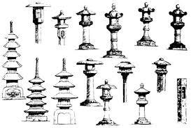 Japanese Garden Lamp by Japanese Landscape Design Pictures Victoriana Magazine