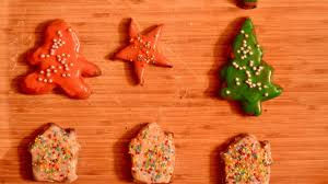 eggless gingerbread cookies recipe christmas cookies recipe youtube