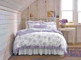 purple shabby chic bedroom