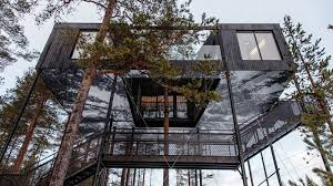 New Heights The Worlds Coolest Treehouse Hotels  The Manual
