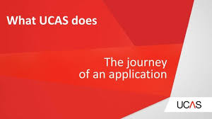 journey of an application ucas