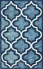 Blue Quatrefoil Rug 90 Best Dywany Rugs Images On Pinterest Modern Rugs Geometric
