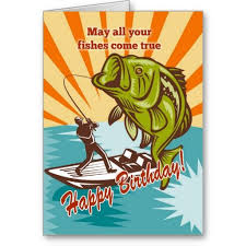 98 best fishing birthday theme images on fishing