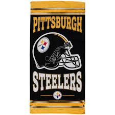 Pittsburgh Steelers Comforter Set Pittsburgh Steelers Bed And Bath Steelers Home U0026 Office