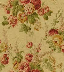 Home Decor Fabrics Online Floral Radiance Color Heather Home Decor Designer Fabric Robert