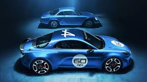 renault alpine a110 gallery new renault alpine concept meets its a110 grandfather